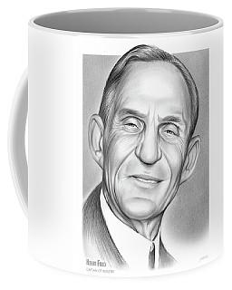 Motor Drawings Coffee Mugs