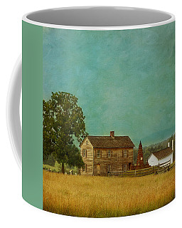 Henry House At Manassas Battlefield Park Coffee Mug