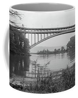 Henry Hudson Bridge  Coffee Mug by Cole Thompson