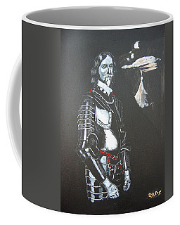 Coffee Mug featuring the painting Henry Ireton by Richard Le Page