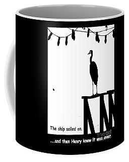 Henry Knew Coffee Mug by Joe Jake Pratt
