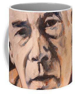 Henry Miller Portrait Coffee Mug