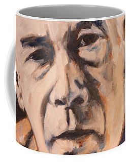 Henry Miller Portrait Coffee Mug