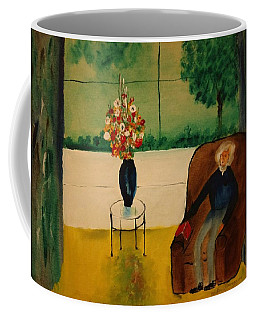 Henry Thoreau Coffee Mug