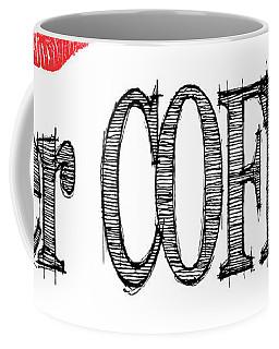 Her Coffee Mug Coffee Mug by Robert J Sadler