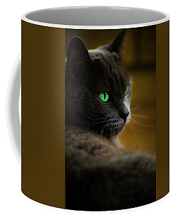 The Eyes Have It Coffee Mug