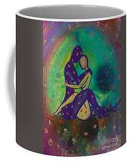 Her Loves Embrace Divine Love Series No. 1006 Coffee Mug