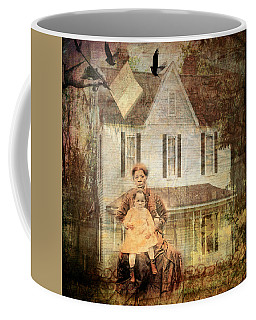 Her Memories Are Written Coffee Mug