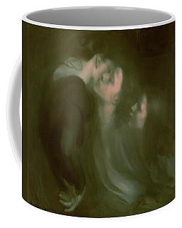 Her Mother's Kiss Coffee Mug