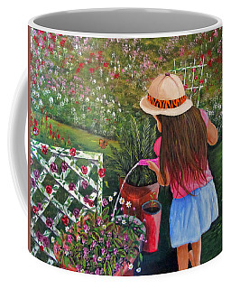 Her Secret Garden Coffee Mug