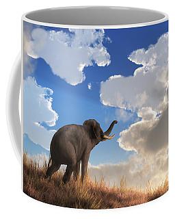 Heralding The Dawn Coffee Mug by Daniel Eskridge