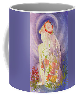 Herbal Goddess  Coffee Mug