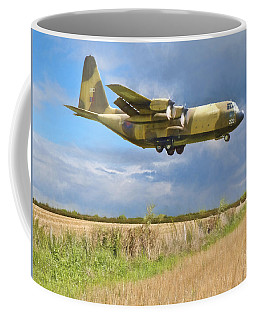 Coffee Mug featuring the photograph Hercules Xv222 by Paul Gulliver