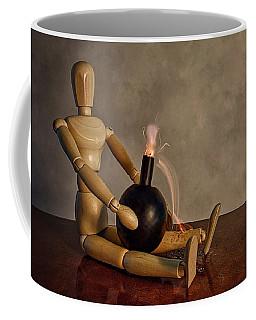Here Comes The Boom Coffee Mug