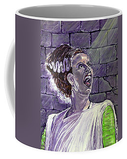 Here Comes The Bride Coffee Mug