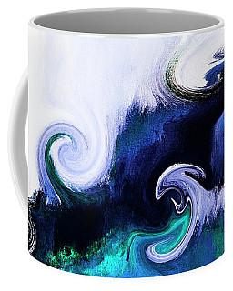 Here Comes Your Karma Coffee Mug