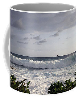 Here It Comes Coffee Mug