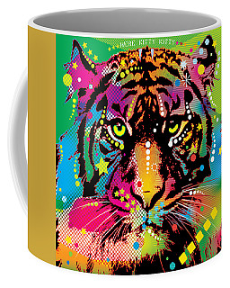 Here Kitty Coffee Mug
