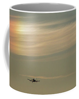 Here We Go Into The Wild Blue Yonder Coffee Mug