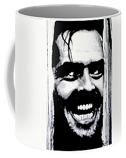 Heres Johnny Coffee Mug