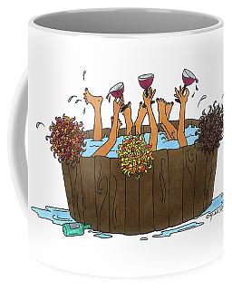 Here's To Us Coffee Mug
