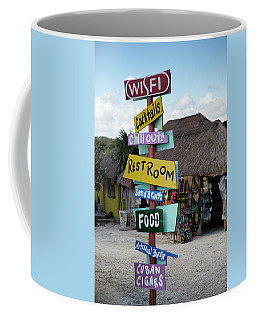 Here's What's Here 1 Coffee Mug
