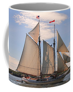 Heritage Full Sail Coffee Mug