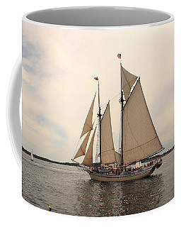 Heritage In Penobscot Bay Coffee Mug