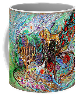 Heritage Series #1. Lion Of Judah Coffee Mug