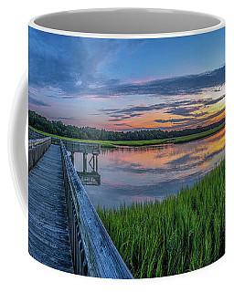 Heritage Shores Nature Preserve Sunrise Coffee Mug