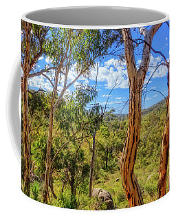Heritage View, John Forest National Park Coffee Mug by Dave Catley