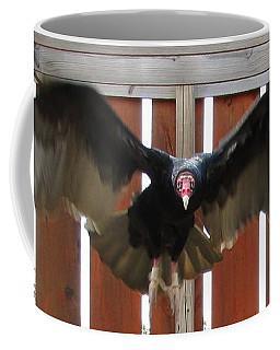 Herman Munster In Flight Coffee Mug