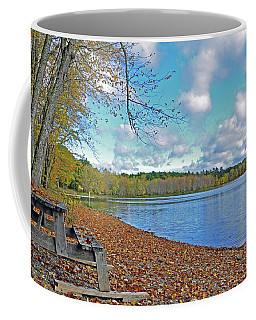 Fall Picnic In Maine Coffee Mug