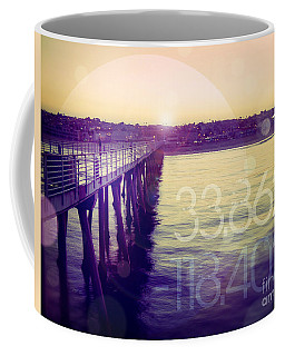 Hermosa Beach California Coffee Mug