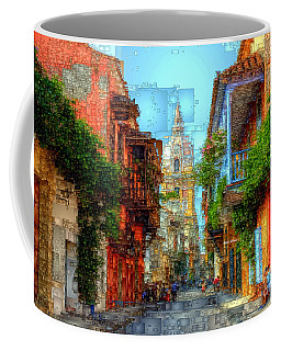 Heroic City, Cartagena De Indias Colombia Coffee Mug