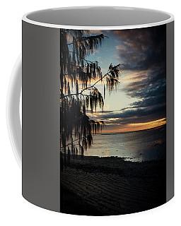 Heron Island Sunset  Coffee Mug