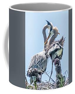 Heron Meetup Coffee Mug