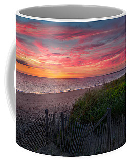 Herring Cove Beach Sunset Coffee Mug