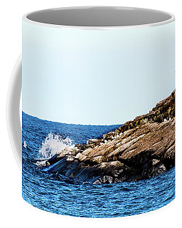 Herring Gull Picnic Coffee Mug