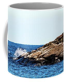 Herring Gull Picnic Coffee Mug