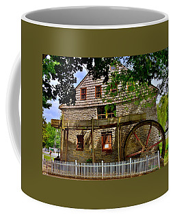 Herr's Grist Mill Coffee Mug