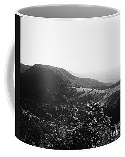 Heubach View Towards Scheuelberg Coffee Mug