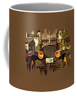 Hey A Model T Ford Truck Coffee Mug