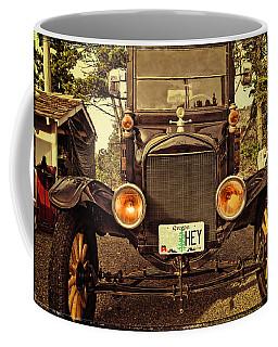 Hey A Model T Ford Truck Coffee Mug
