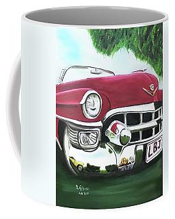 Hey Hey Lbj Coffee Mug