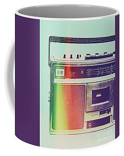 Hi-fi Pop Coffee Mug