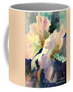 Hibicus Up Close Coffee Mug