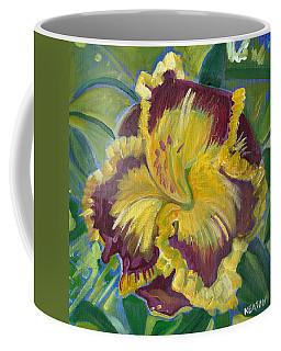 Hibiscus 2 Coffee Mug by John Keaton