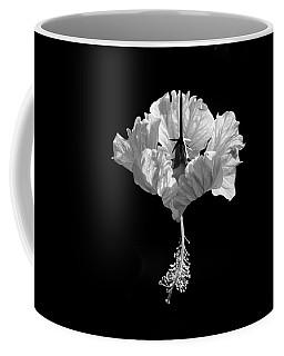 Hibiscus As Art 2 Coffee Mug by Hitendra SINKAR