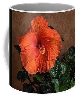 Hibiscus Fine Art Coffee Mug